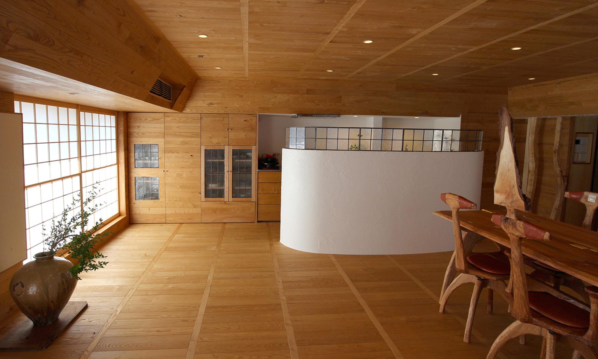 株 式 会 社 島 田 宇 啓 建 築 研 究 所  /  Ukei Shimada Architects